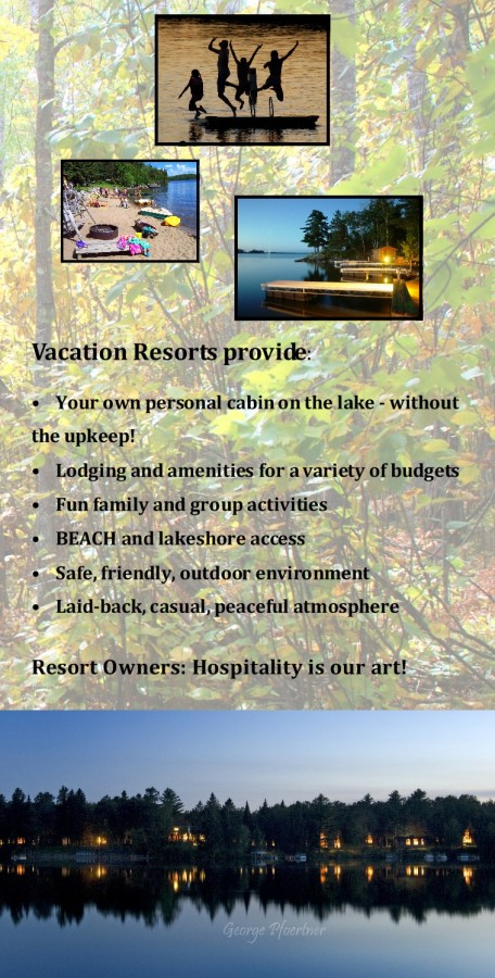 vacation resorts provide safe natural hospitality