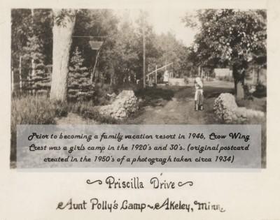 Aunt Pollys Camp