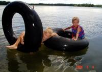 jimmy spenser in water