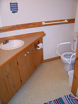 cabin 15 bathroom