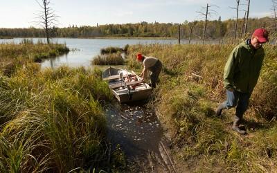 lake lester non-motorized boat