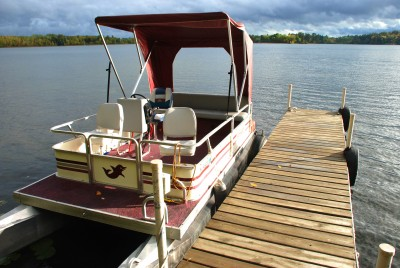 Park rapids mn boat rentals crow wing crest lodgecrow for Fishing boat rental mn